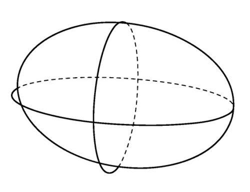 Den elliptiske haglsværm