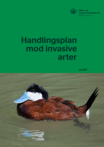 Handleplan mod invasive arter