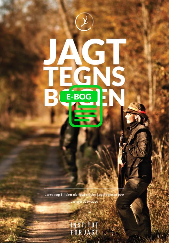 Højmoderne Jagttegnsbogen (e-bog, pdf) – Institut for Jagt UD-53