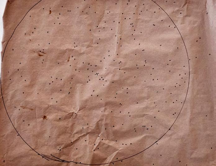 Indskydning af Haglgevær med Oberfell-Thompson metoden