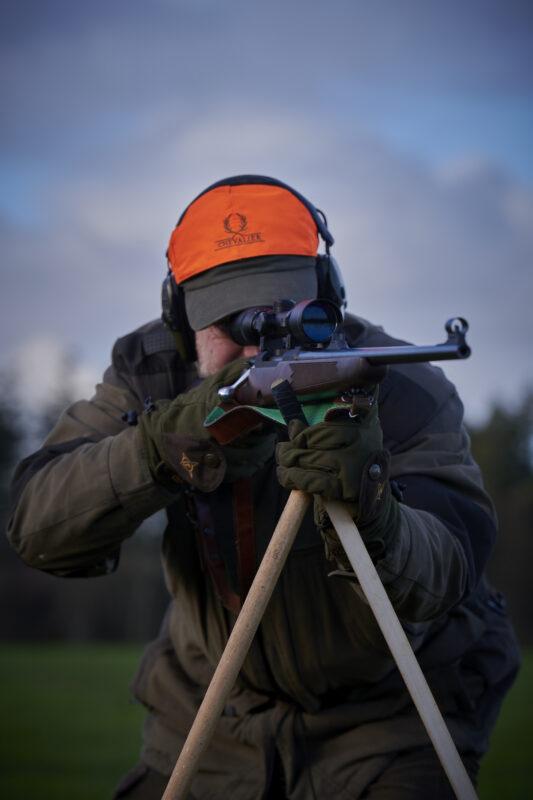 Jagtvåben og ammunition